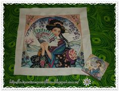 Enchanting Geisha