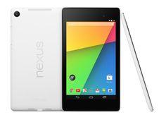Nuevo Nexus 7 en blanco