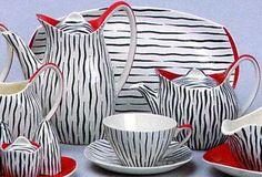 Midwinter Zambesi Dinnerware Circa 1956. @designerwallace