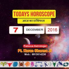 Today's Horoscope Please visit us- www.facebook.com/Bestindianastrologerinworld