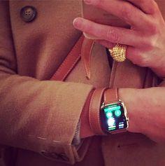 Hermes Apple Watch Style | POPSUGAR Fashion