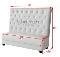 Modern Line Furniture® is US based hospitality and restaurant furniture manufacturer. In-stock soft seating and custom produced upholstered booths, lounge sofas and chairs. We are your source for quality, American made furniture since Settee Dining, Banquette Seating In Kitchen, Kitchen Benches, Kitchen Nook, Corner Banquette, Kitchen Booths, Rustic Kitchen, Diy Kitchen, Kitchen Cabinets