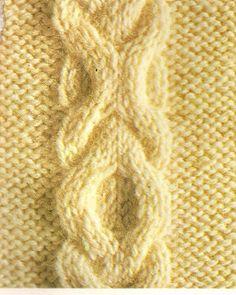 Netelu Arts: Braids in knitting Knitting Videos, Crochet, Knitting Patterns, Braids, Projects, Accessories, Stitches, Jade, Knowledge