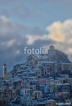 Olevano Romano - Roma - Lazio - Italia