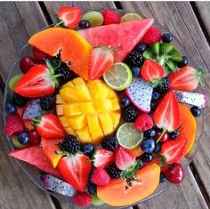 Immagine di fruit, food, and healthy