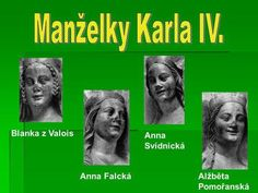 Blanka z Valois Anna Svídnická Anna Falcká> Czech Republic, Retro, School, Retro Illustration, Bohemia
