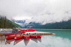 Lago Louise. Canada. Destinos soñados