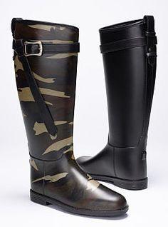 Riff Raff Rain Boot