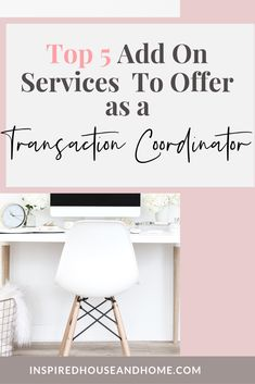 Transaction Coordinator Top Five Add On Services Transaction Coordinator Training Real Estate TC Work From Home Jobs, Make Money From Home, Way To Make Money, Make Money Online, Real Estate Assistant, Virtual Assistant Jobs, Real Estate Jobs, Selling Real Estate, Real Estate Services