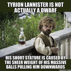 Ohhh.. That explains a lot! Game of Thrones funny meme