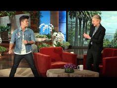 Bruno Mars' Inspiring Speech - YouTube