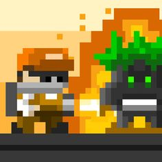 In Scorched Monster, players take control of a little flame thrower-toting hero, then run & jump him all over each stage in search of monsters to incinerate. These incinerations happen automatically as the character nears any monster, making the game more about quickly navigating the environments than it is about timing attacks. In each level, player has to achieve a certain score level by scorching enough monsters before the timer runs down. Download at…