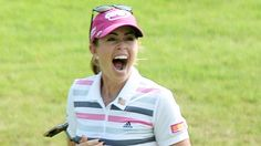 Paula Creamer | Paula Creamer wins HSBC Women's Champions playoff with eagle putt