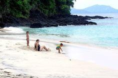 The atmosphere is very laid back in Bias Tugal Beach. Photo by Raditya Margi.