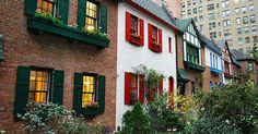 The 9 Most Beautiful Streets in New York City via @PureWow