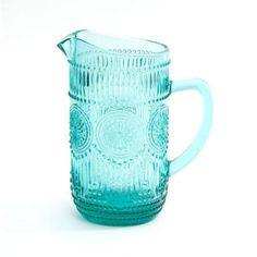 The Pioneer Woman Adeline 1.59-Liter Glass Pitcher.