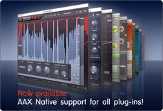 FabFilter makes my favorite EQ, compressor, limiter and gate/expander plugins, Pro-Q, Pro-C, Pro-L and Pro-G. They are 64-bit, phase linear and have the most intuitive interfaces. $539 for a bundle that includes the four.