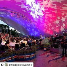 #Repost @officialjackieevancho with @repostapp https://www.instagram.com/p/BHaRZH-j01P/ ・・・ Rehearsal #july4thpbs  Gonna be great! (Ensayo. Va a ser genial!)