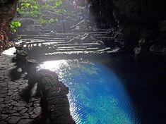 Jameos del Agua, Lanzarote - îles Canaries (Espagne)