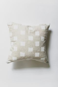 Add a little hand made touch to your couch, bed or cozy nook with this Morocco inspired pillow. All of Caroline's pillows are individually block printed by han Pink Pillows, Bed Pillows, Cushions, Cozy Nook, Cozy Blankets, Hurley, Linen Bedding, Bed Linen, Home Textile