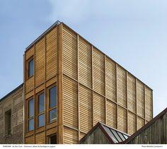 Au Bon Coin, Saint-Denis, 2014 - Atelier d'Architecture Ramdam