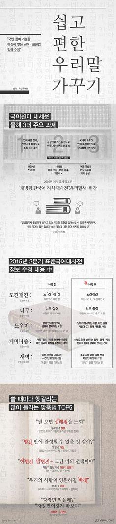 """국립국어원 """"2016년 개방형 한국어 지식 대사전 공개"""" [인포그래픽] #Dictionary / #Infographic ⓒ 비주얼다이브 무단 복사·전재·재배포 금지"""