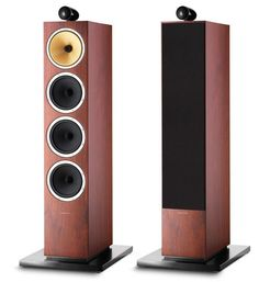 I LOVE these speakers.  They sound like the performers are in your living room...