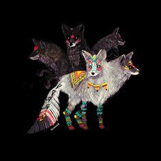 Fox Animal Spirit Hd Images 3 HD Wallpapers