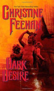 Dark Desire (Dark Series #2) by Christine Feehan #BookReview #Carpathians