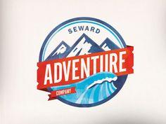 Adventure Retro Logo