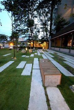 Weil Hotel, Ipoh, Perak MY - Linear Park, Landscape Design by Just Right Design