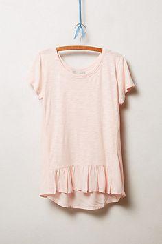 Idé på färger: Ljusrosa T-Shirt