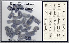 Runes. For more on Rune Letters and their meaning check out my board Symbolism & Icons