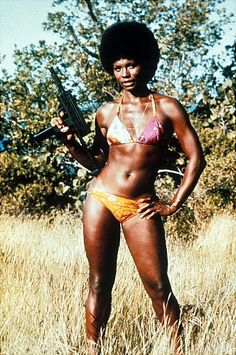 Gloria Hendry 007: Live and Let Die, 1973 my favorite bond film ever