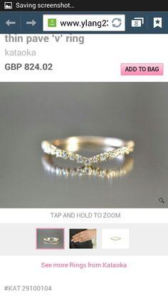 Shaped gold diamond wedding ring