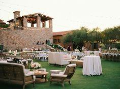 Floral Paradise in Charming Arizona Wedding - MODwedding
