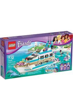 LEGO Friends - Delfinbåden - 41015