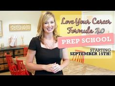 Three incredible evenings with Anna to prepare for and map out your career transition. www.classycareergirl.com/prepschool