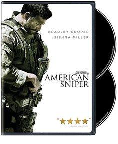 American Sniper (DVD+UltraViolet) - http://bluraydvdmovie.com/american-sniper-dvdultraviolet/