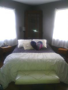 Master Bedroom On Pinterest Walk Through Closet