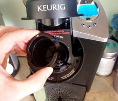 How to descale your Keurig