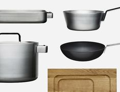 Iittala Tools Cookware Series -- The Finnish products