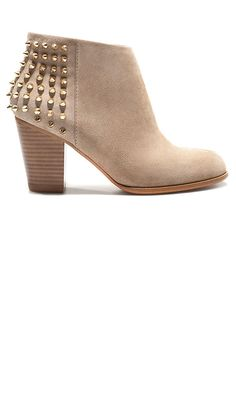 Zara Studded Nude Ankle Boot, £69.99