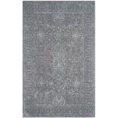 Safavieh Glamour Kalisha Hand-Tufted Wool Area Rug or Runner, Beige