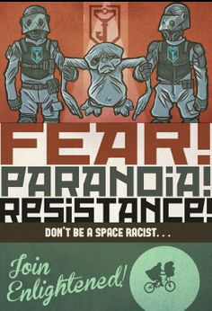 Don't Be a #SpaceRacist