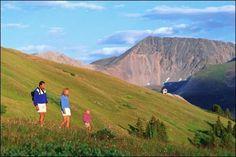 Vail Mountain Hiking - Vail Cascade Resort