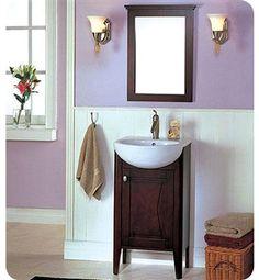 Guest Bath Small Bathroom Sinks Downstairs Sink Vanity Closet