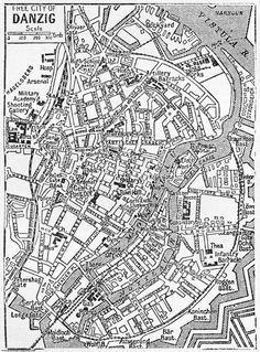 This is Danzig but it reminds me so much about Copenhagen Danzig, Cities, City Maps, Historical Maps, Typography Fonts, Urban Planning, Copenhagen, Poland, Europe