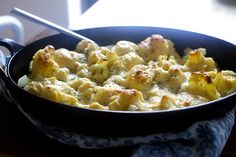 cauliflower cheese | How can something so right be so bad for you? Cheeeeeese!