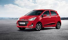 Hyundai Grand i10 2017 Facelift Launched in India at Rs. 4.58 Lakh